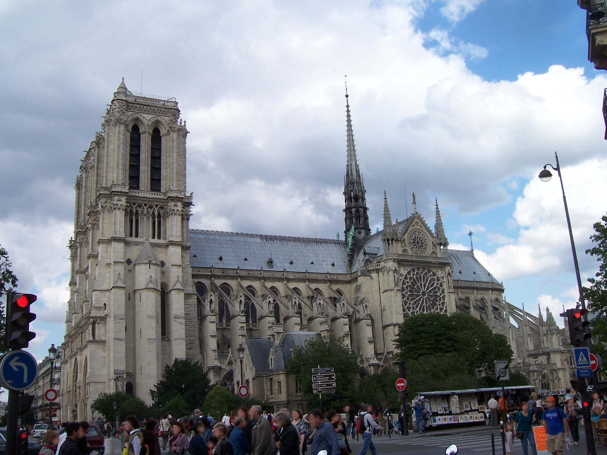 Photo de Notre-Dame de Paris
